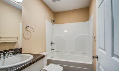Bathroom, Maverick Trails Apartments, 2