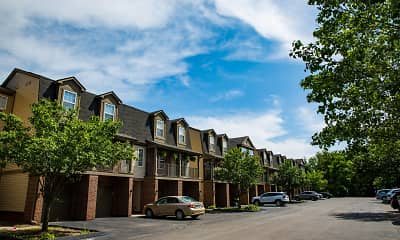 Building, Ridge Valley Townhomes, 1