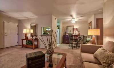 Living Room, Southfield, 1
