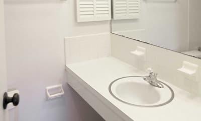 Bathroom, Broadmoor Apartments, 2