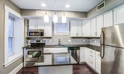 Kitchen, Rainer Court Apartments, 0