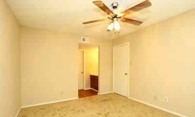 Bedroom, Pebble Creek, 2