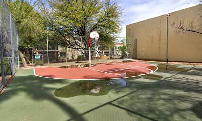 Basketball Court, La Hacienda, 2
