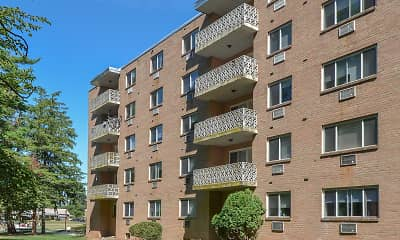 Building, Norriton East Apartments, 1