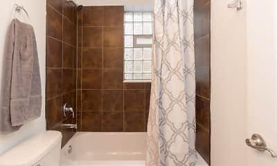 Bathroom, 3834 N Sheffield, 2