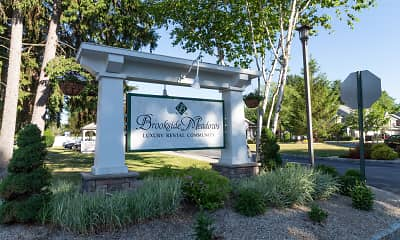 Community Signage, Brookside Meadows, 2