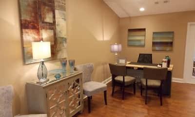 Dining Room, Ashford Way, 1