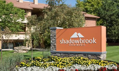 Community Signage, Shadow Brook, 2
