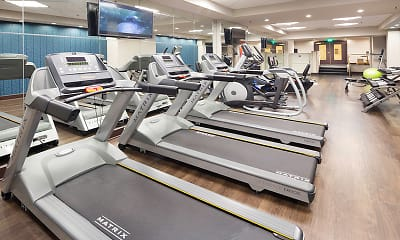 Fitness Weight Room, Alister Arlington Ridge, 2