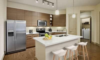 Kitchen, Camden Lamar Heights, 0