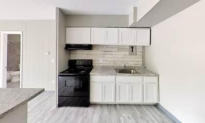 Kitchen, The Studios at 401, 0