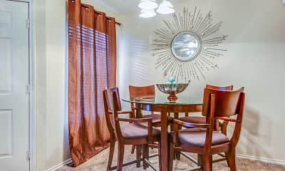 Dining Room, Shiloh Oaks, 1
