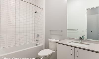Bathroom, Abernethy Flats Apartments, 1