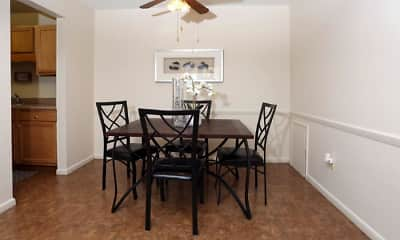 Dining Room, Arlington Arms, 2