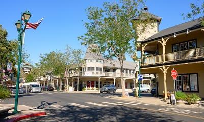 Building, Pleasanton Heights, 2