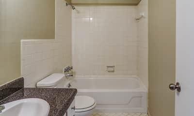 Bathroom, Beverly Springs, 2