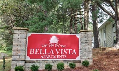 Community Signage, Bella Vista, 2