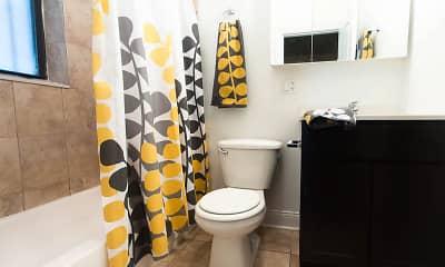 Bathroom, 660 W. Barry, 2