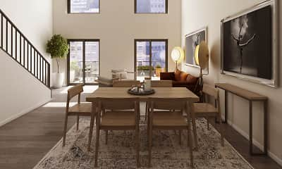 Dining Room, Euclid Grand, 1