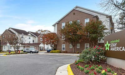 Building, Furnished Studio - Virginia Beach, 0