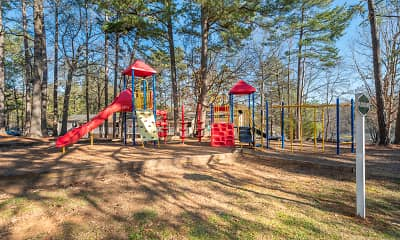 Playground, Enclave @ Crabtree, 1