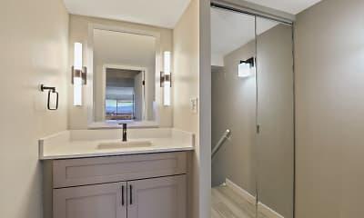 Bathroom, Park Cheesman, 2