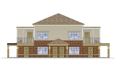 Building, Flagstone Village, 2