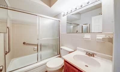 Bathroom, White Bluffs, 2