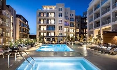 Pool, Modera West LA, 0