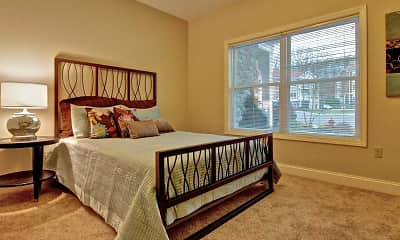 Bedroom, Madison Place, 2