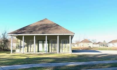 Building, Bayou Oaks, 0