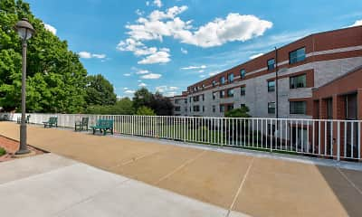 Building, Bellmead Apartments, 1