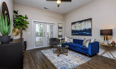Living Room, ArborView Active Adult Living 62+, 1