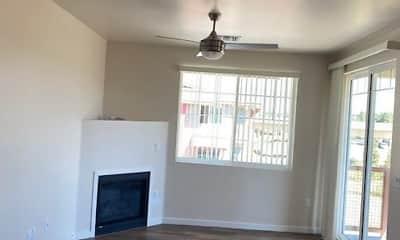 Living Room, Trailside, 2