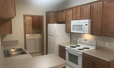 Kitchen, Springhill Ridge, 1