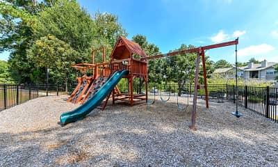 Playground, 860 South, 1