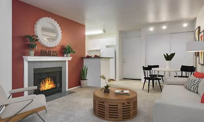 Living Room, Seventh and James, 1