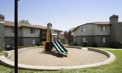 Playground, Shandin Hills, 2