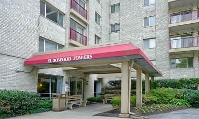 Eudowood Towers, 1