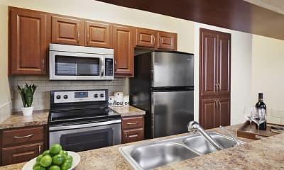 Kitchen, Camden Cimarron, 1