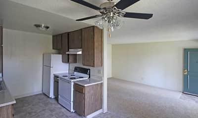 Kitchen, Cedar Glen, 1