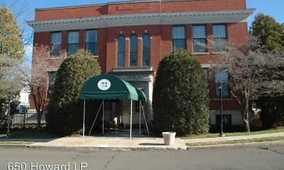 Building, 72 Maple Street Apartments, 0