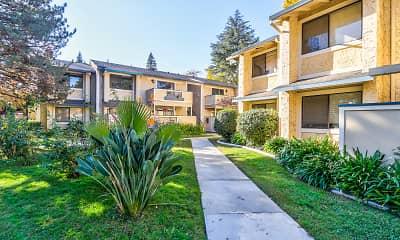 Building, Ridgewood Apartments, 1
