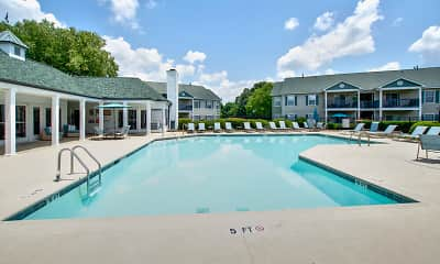 Pool, Viera Aiken Apartments, 1