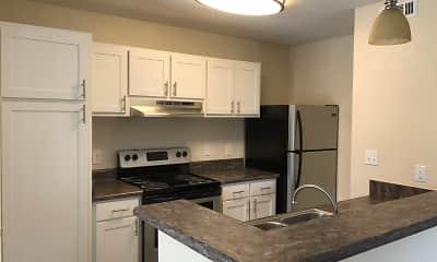 Kitchen, Oak Ridge at Pelham, 0