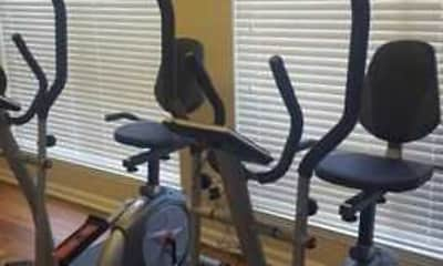 Fitness Weight Room, Pines of Lanier, 2