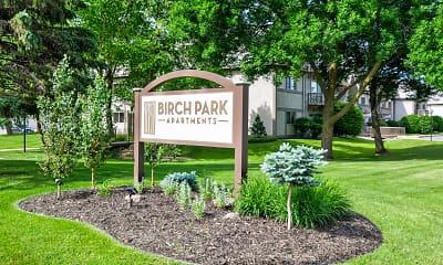 Community Signage, Birch Park Apartments, 2
