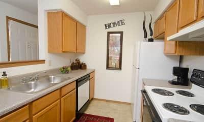 Kitchen, Huntington Park, 1