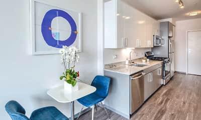Kitchen, Noca Blu, 1