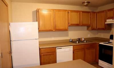 Kitchen, The Ridges at Bentonville, 0